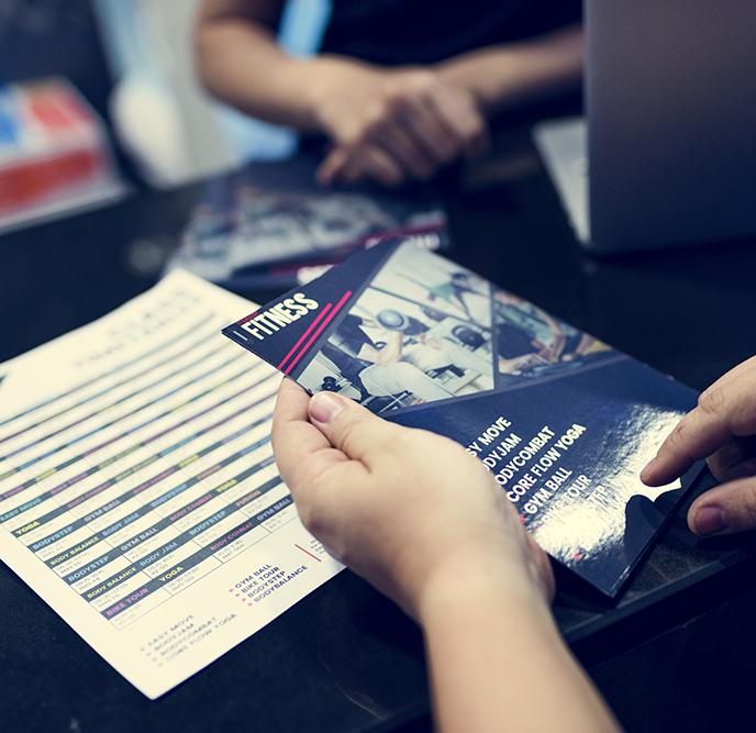 Brochure Printing In Saginaw and Fenton MI