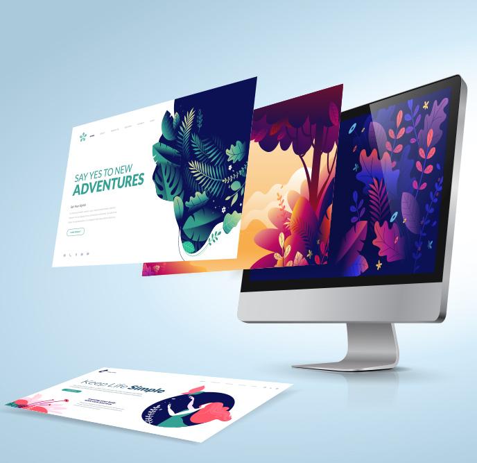 Web Design In Saginaw and Fenton MI